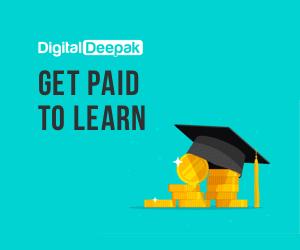 DigitalDeepak's Internship Program